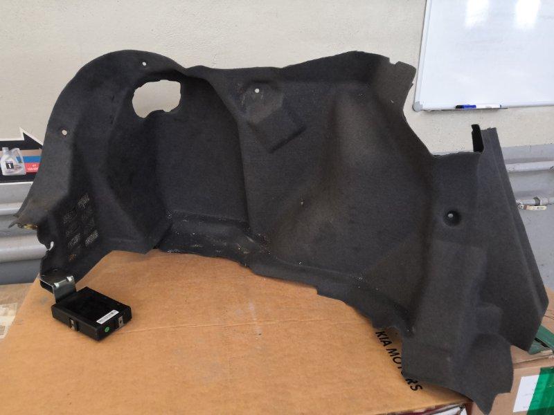 Обшивка багажника Geely Emgrand Ec7 EC7 2009 задняя левая (б/у)