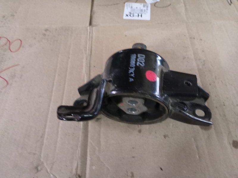 Подушка кпп Hyundai Solaris RB G4FC 2011 (б/у)