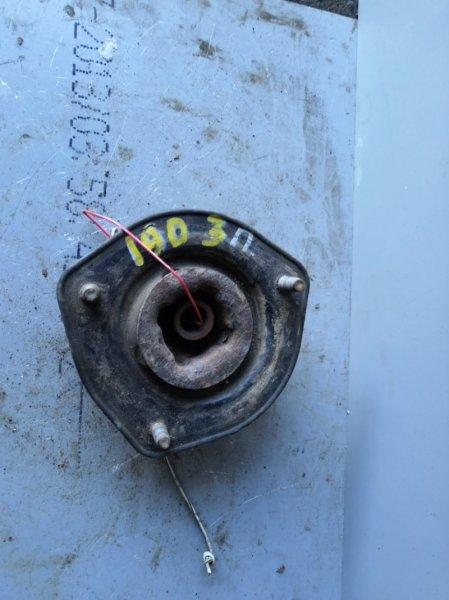 Опора стойки Toyota Caldina T190 1992 задняя (б/у)