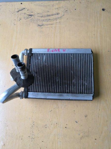 Радиатор печки Toyota Funcargo NCP20 1999 передний (б/у)