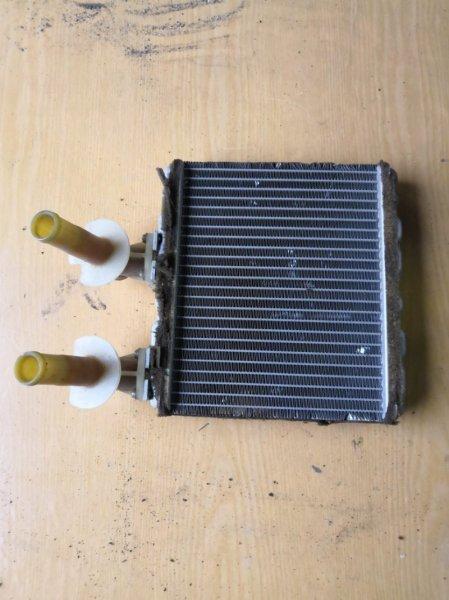 Радиатор печки Nissan Cube Z10 1998 передний (б/у)