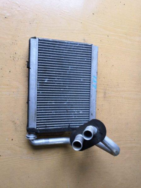Радиатор печки Toyota Ist NCP61 2002 передний (б/у)