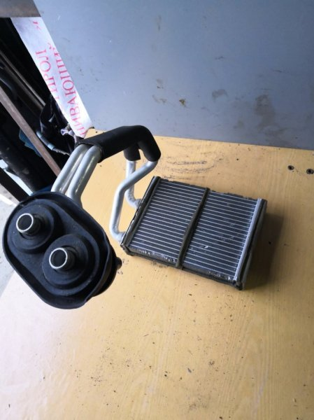 Радиатор печки Nissan Teana J31 2003 передний (б/у)