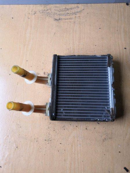 Радиатор печки Nissan Liberty M12 1998 передний (б/у)
