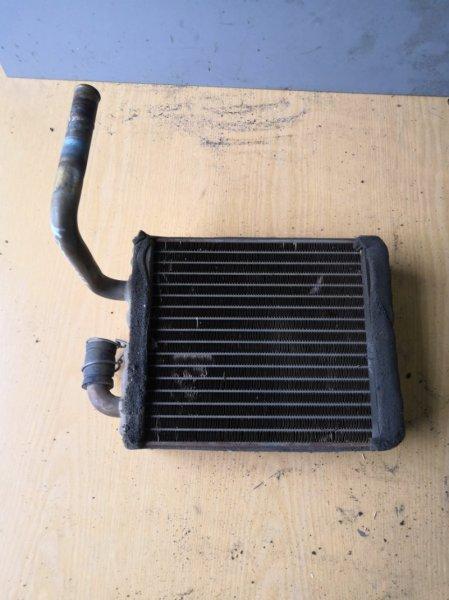 Радиатор печки Mitsubishi Pajero 1 1989 передний (б/у)