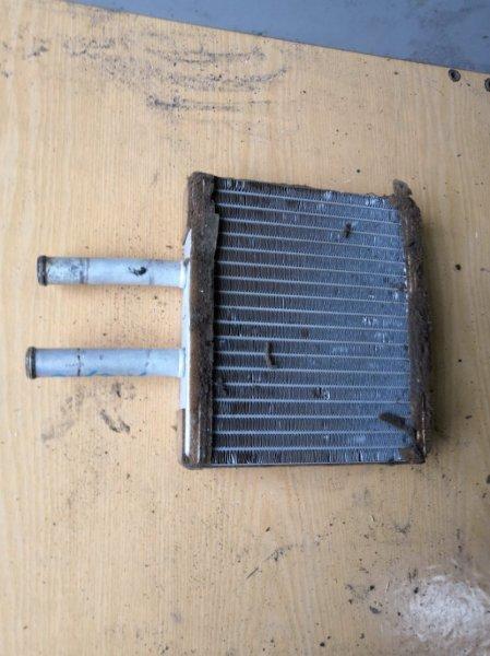 Радиатор печки Mazda Demio DW3W 1996 передний (б/у)