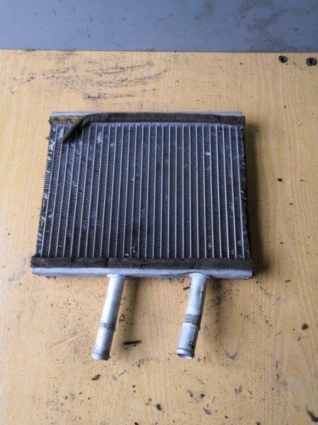 Радиатор печки Nissan Primera P12 2002 передний (б/у)