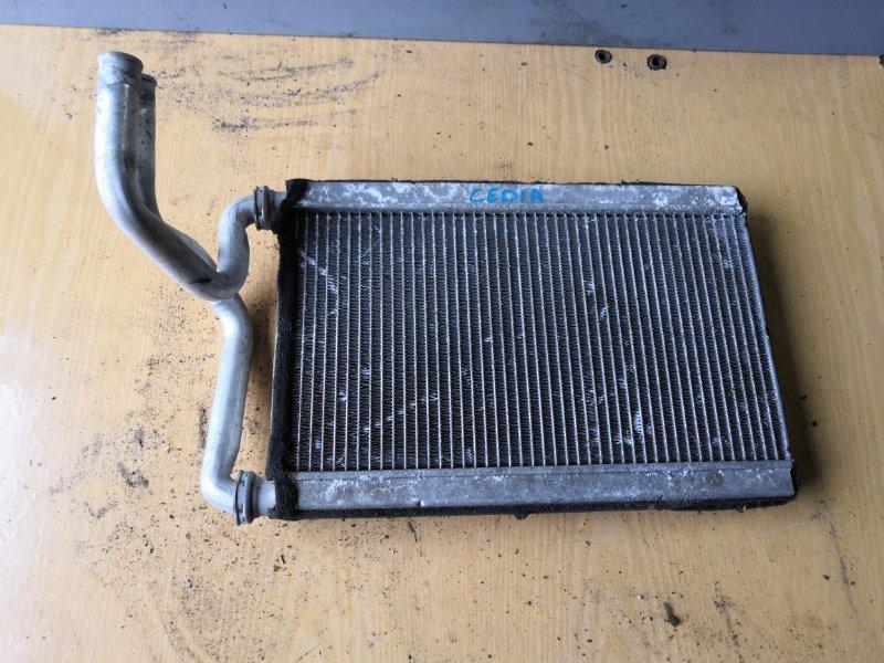 Радиатор печки Mitsubishi Lancer Cedia CS2W 2000 передний (б/у)