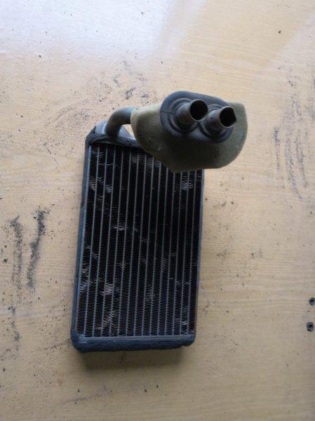 Радиатор печки Toyota Corolla AE100 1991 передний (б/у)