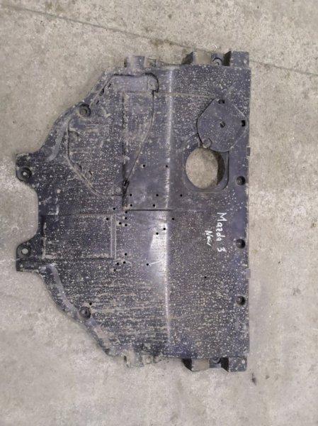 Защита двигателя Mazda 6 GJ 2013 передняя (б/у)