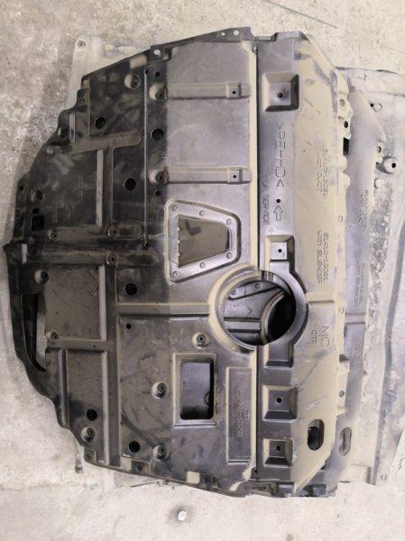 Защита двигателя Toyota Corolla E180 2013 передняя (б/у)