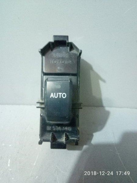 Кнопка стеклоподъемника Toyota Will Cypha NCP70 2000 задняя (б/у)