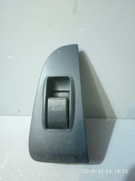 Кнопка стеклоподъемника Toyota Avensis AZT250 2003 задняя правая (б/у)