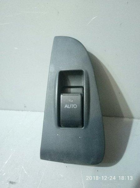 Кнопка стеклоподъемника Toyota Avensis AZT250 2003 задняя левая (б/у)
