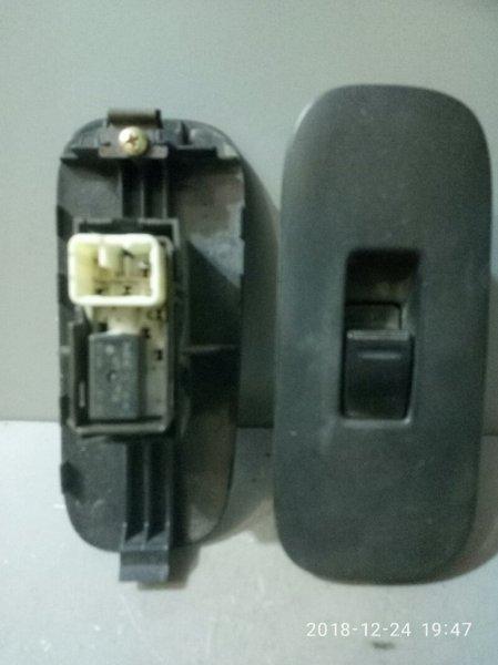Кнопка стеклоподъемника Toyota Opa XT10 1ZZ FE 2000 передняя левая (б/у)