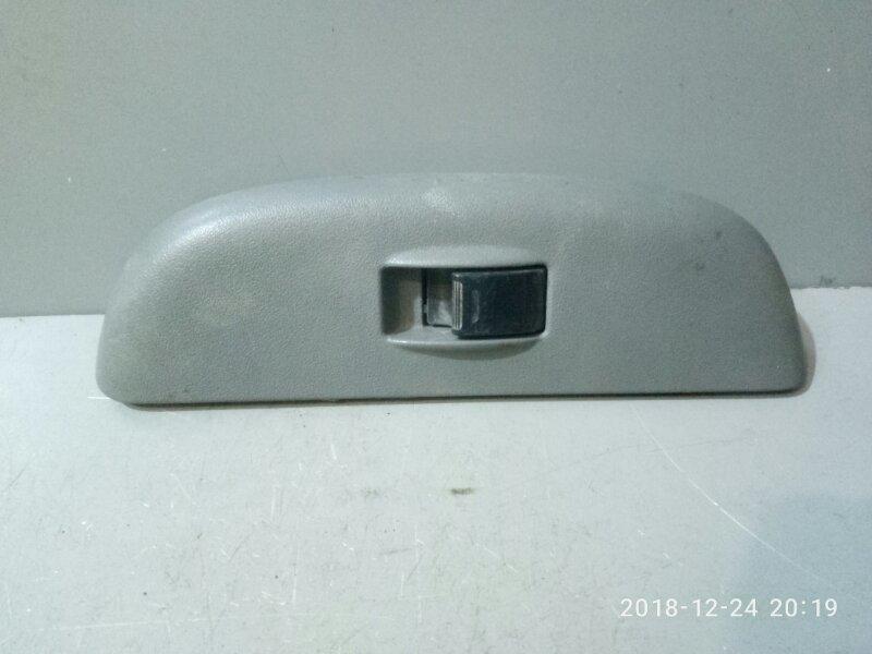 Кнопка стеклоподъемника Toyota Funcargo NCP10 1999 передняя левая (б/у)