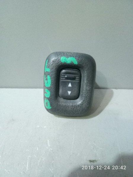 Кнопка стеклоподъемника Toyota Duet M110 1998 задняя (б/у)