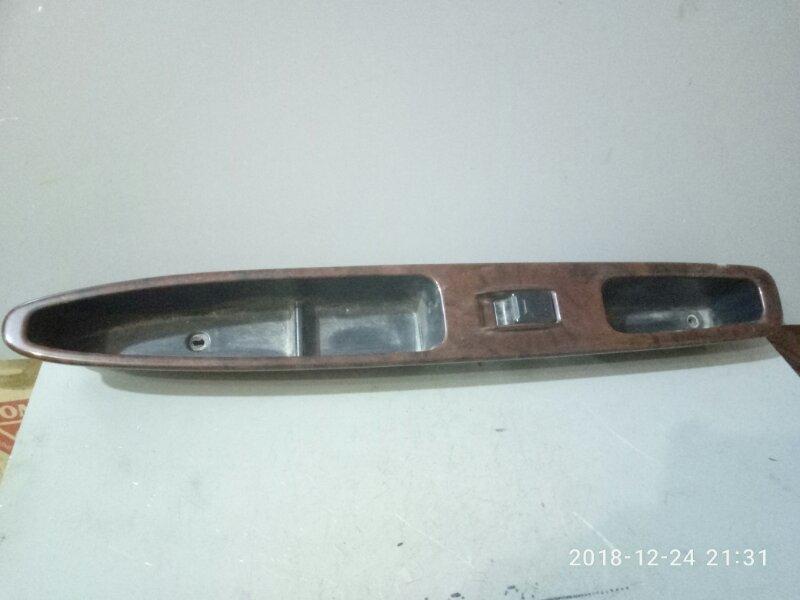 Кнопка стеклоподъемника Toyota Nadia SXN10 3S FSE 1998 задняя правая (б/у)
