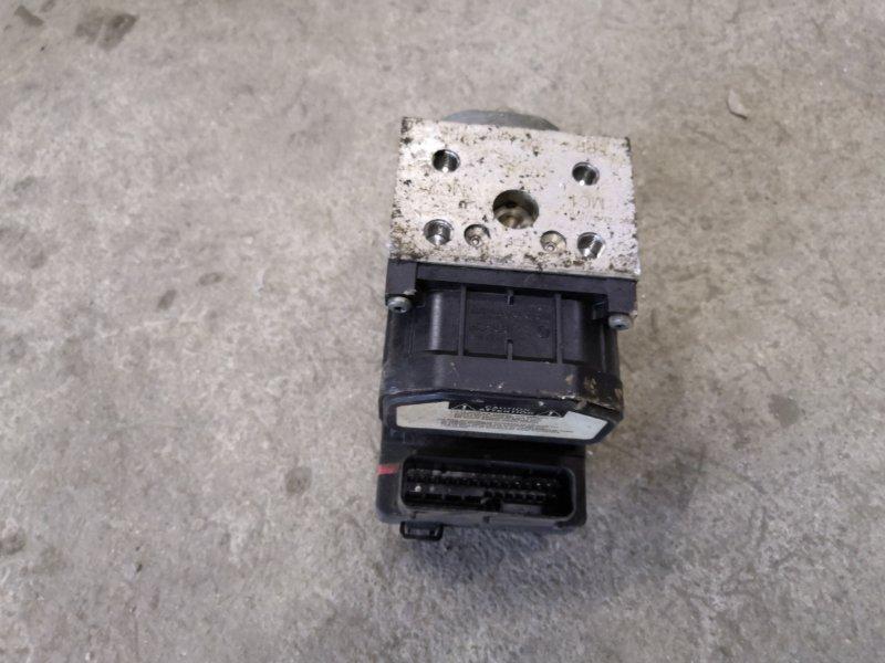 Блок abs Toyota Corolla E120 3ZZ FE 2004 (б/у)