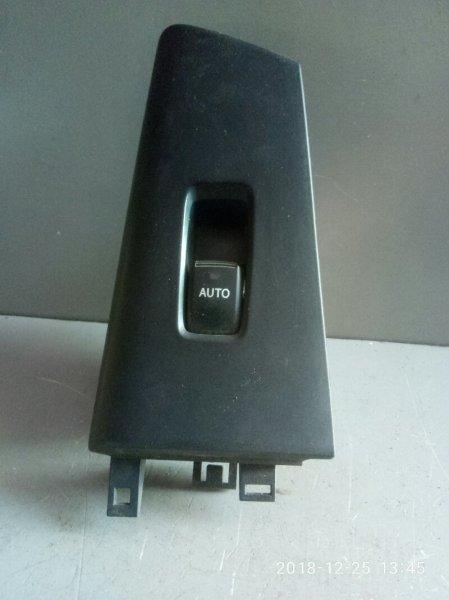 Кнопка стеклоподъемника Toyota Corolla Fielder NZE121 2000 задняя правая (б/у)