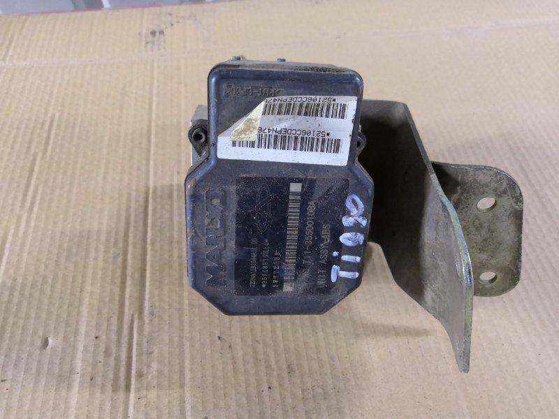 Блок abs Chery Tiggo T11 2005 передний (б/у)