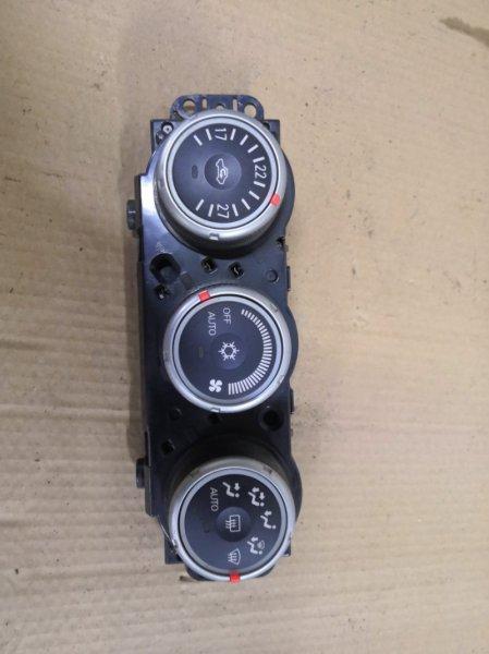Блок управления климат-контролем Mitsubishi Outlander XL 2005 передний (б/у)