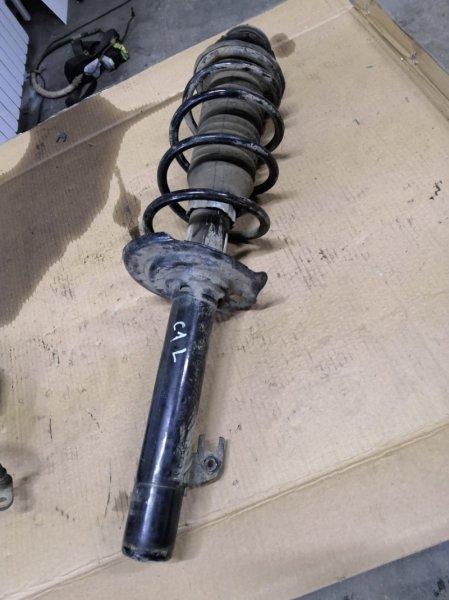 Стойка подвески Citroen C1 Р 2008 передняя (б/у)