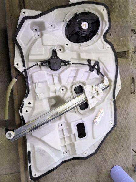 Стеклоподъемник Mazda Mazda3 BL 2009 передний правый (б/у)