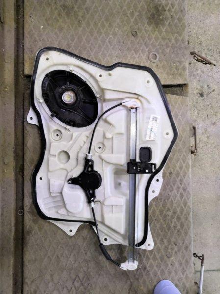 Стеклоподъемник Mazda Mazda3 BL 2009 задний правый (б/у)