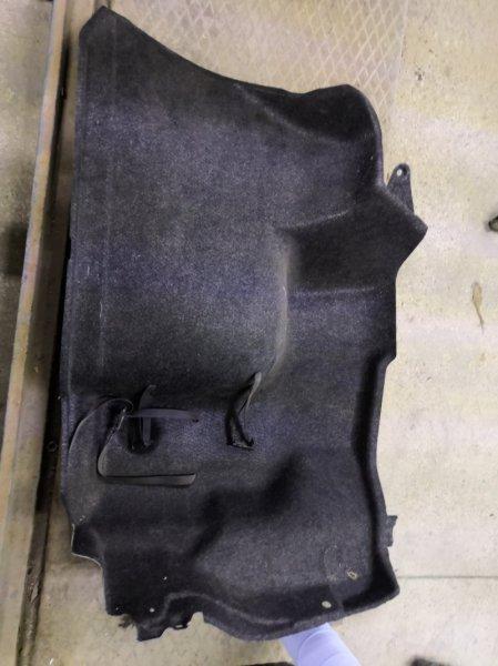Обшивка багажника Mazda Mazda3 BL 2009 задняя правая (б/у)
