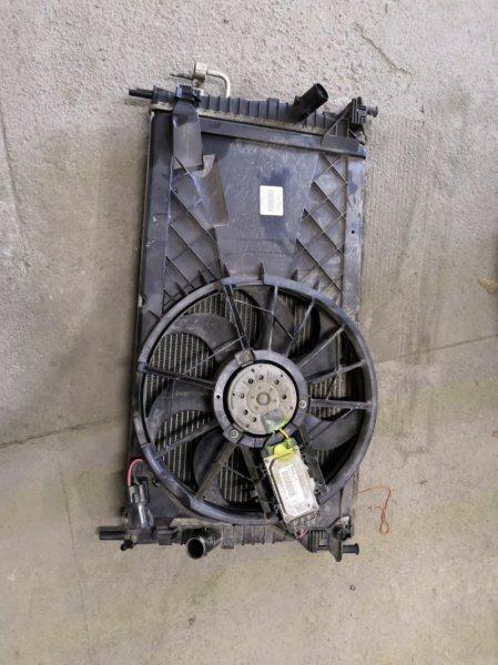 Радиатор двс Ford Focus 2 CB4 QQDB 2005 (б/у)