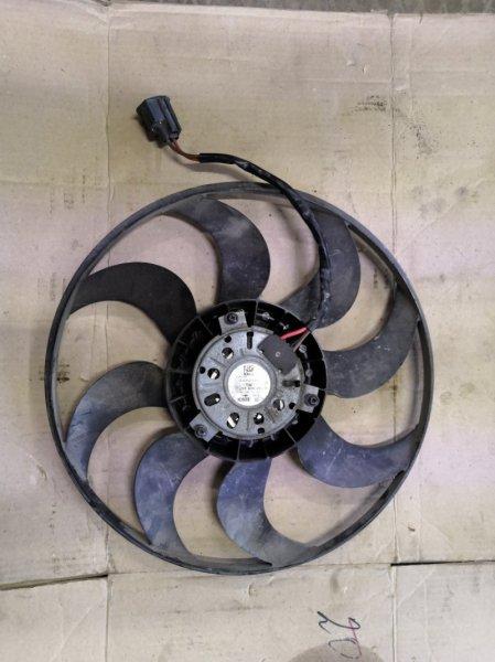 Вентилятор радиатора Ford Focus 3 CB8 2010 передний (б/у)