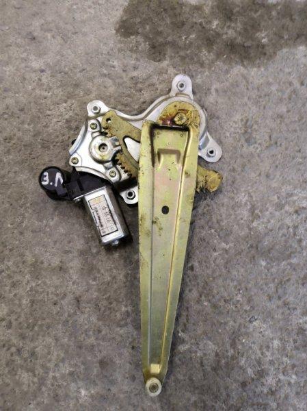 Стеклоподъемник Lifan Solano 620 2010 задний левый (б/у)