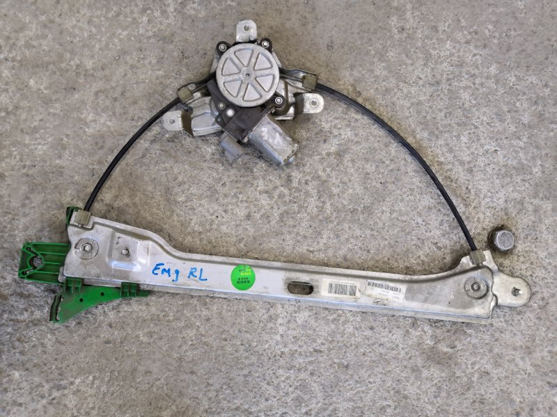 Стеклоподъемник Geely Emgrand Ec7 EC7 2009 задний левый (б/у)
