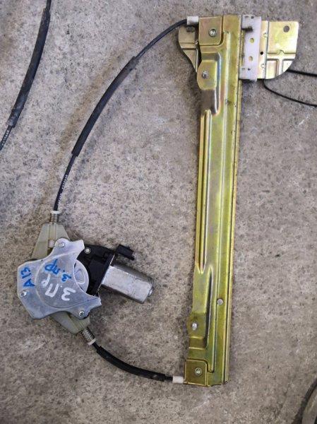 Стеклоподъемник Chery Bonus A13 A13 2011 задний правый (б/у)