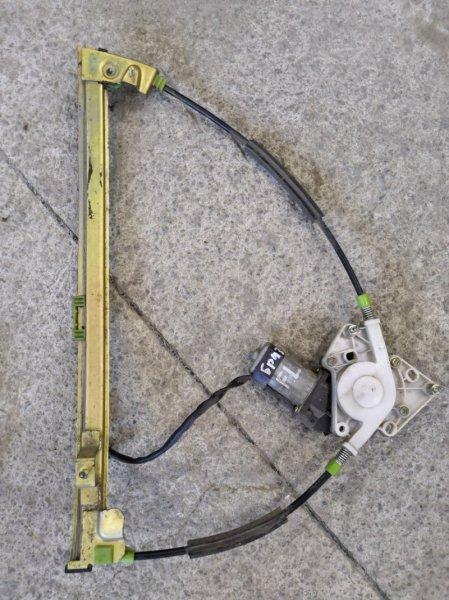 Стеклоподъемник Lifan Breez 520 2007 передний левый (б/у)