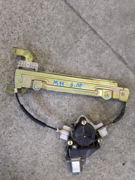 Стеклоподъемник Chery M11 M11 2010 задний правый (б/у)
