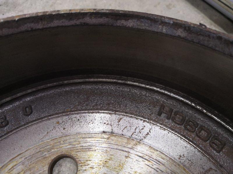 Тормозной барабан Citroen C1 Р 2008 задний (б/у)