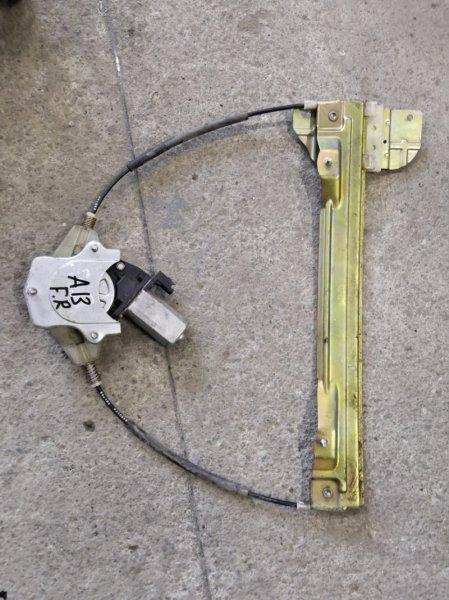 Стеклоподъемник Chery Very A13 A13 2011 передний правый (б/у)