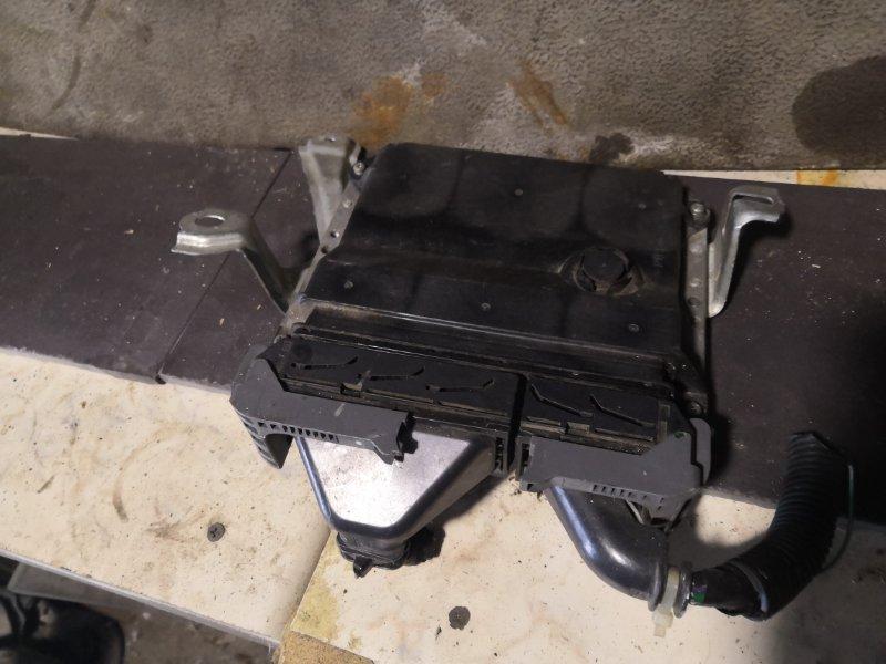Блок управления двс Toyota Vitz KSP90 1KR 2005 (б/у)