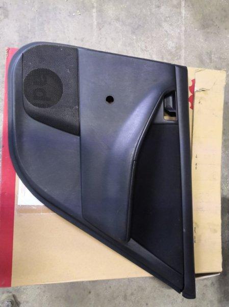 Обшивка двери Toyota Corolla E120 2000 задняя правая (б/у)