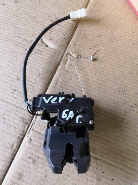 Замок багажника Chery Very A13 A13 2011 задний (б/у)