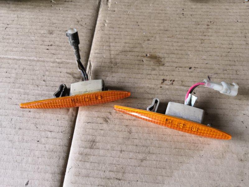 Поворотник в крыле Chery Very A13 A13 2011 передний (б/у)