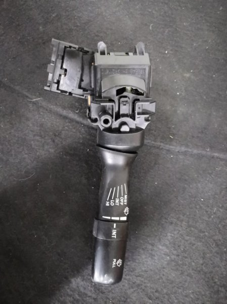 Подрулевой переключатель Toyota Corolla E150 4ZZ FE 2006 (б/у)