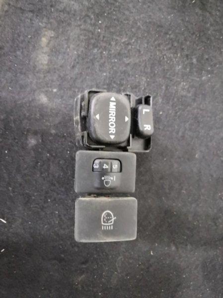 Кнопки прочие Toyota Corolla E150 4ZZ FE 2006 (б/у)
