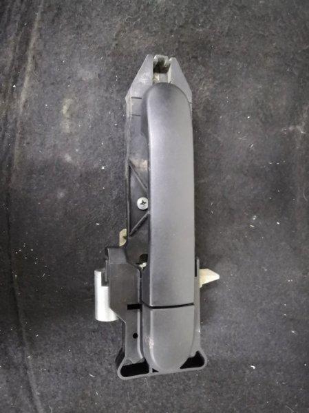 Ручка двери внешняя Nissan Note E11 HR16 2005 задняя правая (б/у)