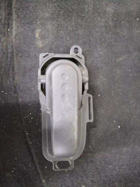 Ручка двери внутренняя Nissan Note E11 HR16 2005 передняя правая (б/у)