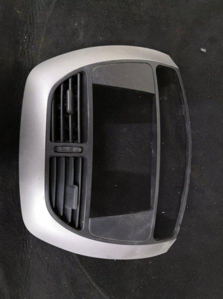 Рамка магнитофона Chery Tiggo T11 SQR484 2008 передняя (б/у)