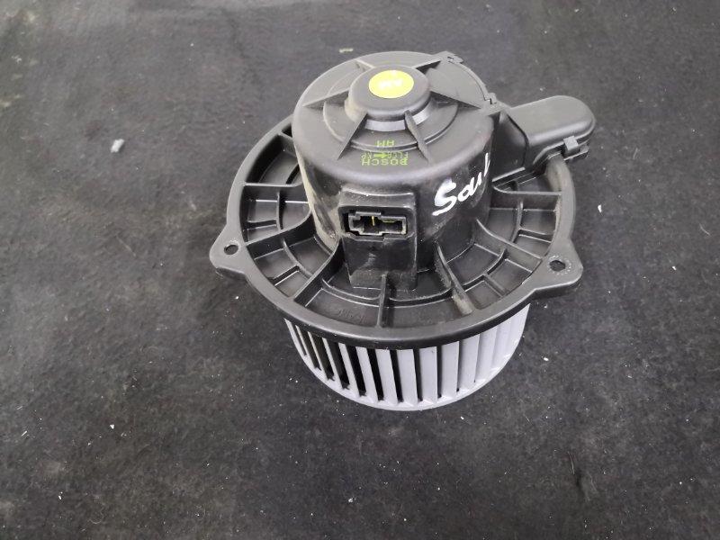Мотор печки Kia Soul AM D4FB 2008 передний (б/у)