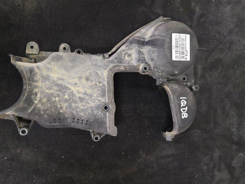 Крышка двигателя Ford Focus 3 CB8 IQDB 2010 передняя (б/у)